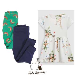 KIDS/ BABY - Leggings/ dress