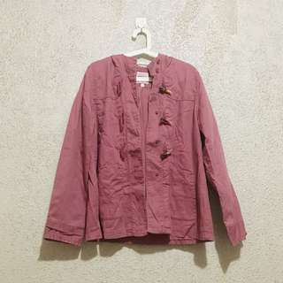 Mossimo Pink Outerwear Jacket