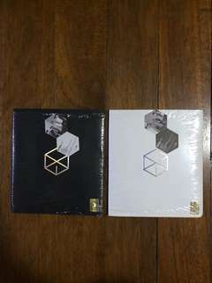 EXO - MAMA the first album (Korean and Chinese Ver)