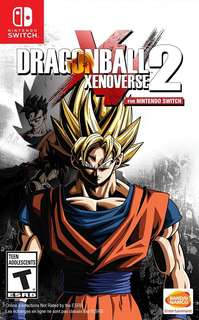 Switch: Dragonball Xenoverse2