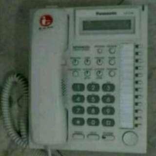 Telepon Panasonic pabx kx T-7730 baru