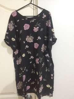 Bershka Shirt Dress