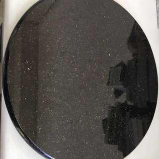 黑金石圓盤