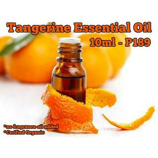 Tangerine Peel Essential Oil