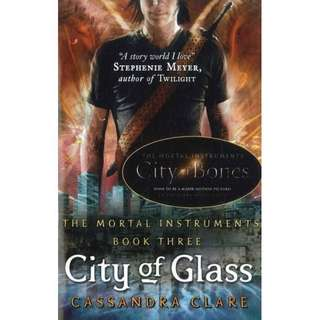 the mortal instruments city of glass