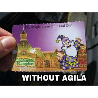 Enchanted Kingdom Tickets WITHOUT AGILA PASS