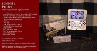 N3DS XL Fire Emblem Fates Edition