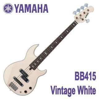 Yamaha BB415 5-String Bass