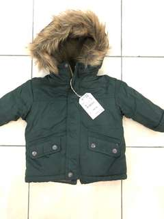 🆕 Zara Baby Winter Jacket 9-12 months