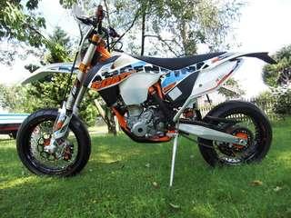 LF : KTM 350