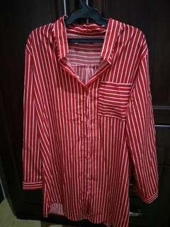 Boyfriend shirt/dress