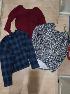Christmas Cold Season Bundle of sweatshirts from Canada