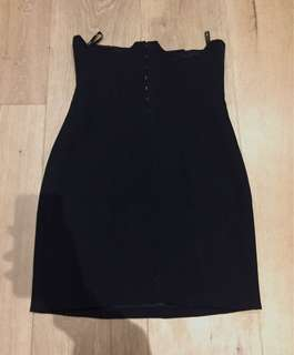 🔥 Corset Skirt
