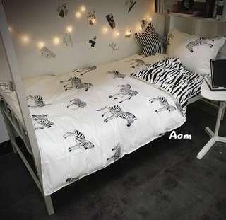 文青 實搭舒適 個性系列 床包組 被單 枕套 床單 學生宿舍床墊 標準雙人 標準單人 加大床墊 宜家 居家佈置 裝潢 居家裝飾