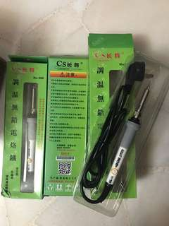 Good quality adjustable soldering iron