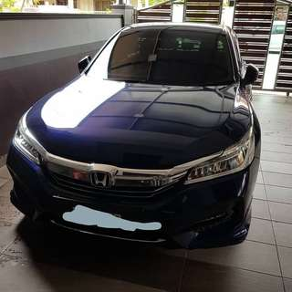 HONDA ACCORD (2.4)