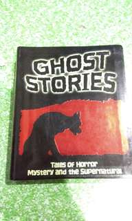 GHOST STORIES Tales of Horror Mystery and the Supernatural