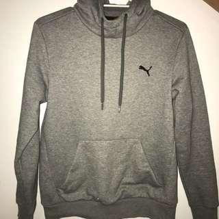 Puma grey hoody