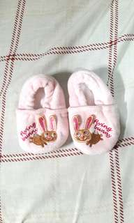 Baby Shoe Sock! For baby Girls!