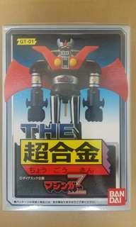 🚚 THE 超合金 GT-01 無敵鐵金剛 Mazinger Z