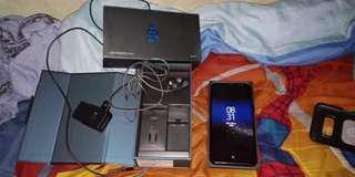 Samsung s8plus 64gb duos ntc complete