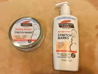 PALMER'S Stretch Marks Butter and Lotion