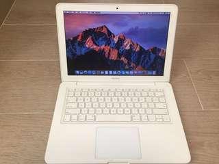 MacBook-(13-inch,Late 2009)4GB-320GB