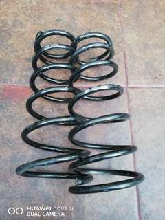 Japan Surplus Lowering Spring Front Only