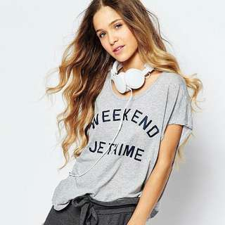 free mail* Grey Tshirt