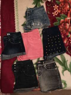 Bundle shorts 6