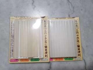 DAISO 7.5MM Clear Glue Gun Stick
