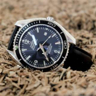 Jam Tangan Omega Seamaster Planet Ocean 2500 Replica Mechanical Movement