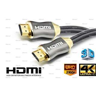 🚚 Premium Hdmi 2.0 Cable for TV, Media player, blue ray etc