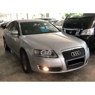 Audi A6 2.0T rental