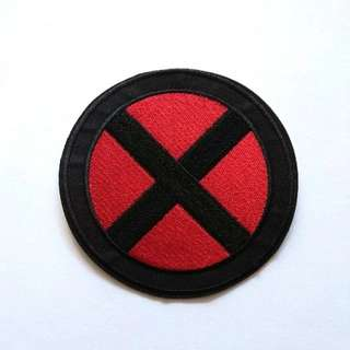 X-men Logo Marvel Iron On Patch