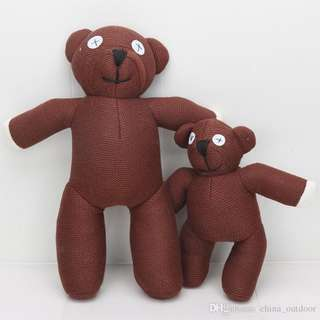 Mr Bean Teddy Bear (35cm)