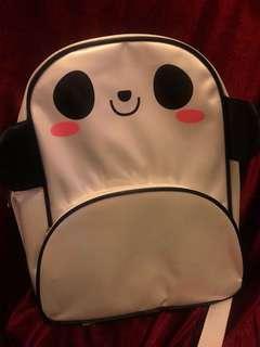 可愛熊貓小童背包 生日會回禮