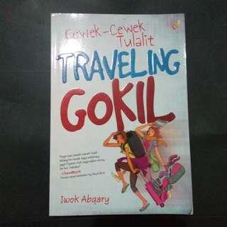 Buku Cewek-Cewek Tulalit Traveling Gokil