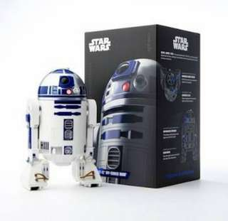 Brand New Sphero's StarWars R2D2 droid robot