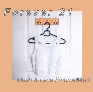 (FLASH DEAL!!!🎉😍) Forever 21 Top