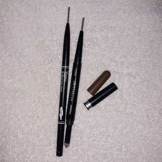 Authentic Bobbie & Maybelline eyebrow