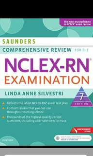 Saunder's Comprehensive Review for the NCLEX-RN Examination – 7th ed PDF
