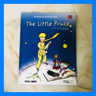 The Little Prince (with Augmented Reality) Hardcover