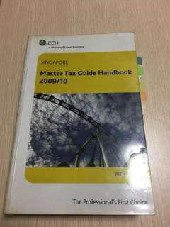Master Tax Guide Handbook 2009/10