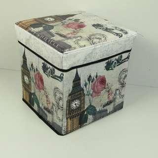 New Storage Box Kotak Serbaguna sekaligus bangku
