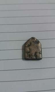 古董錢幣 孔雀王朝 銅幣 罕有少有