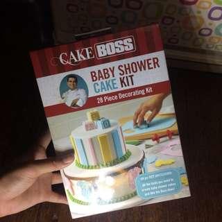CAKE BOSS DECORATING SET