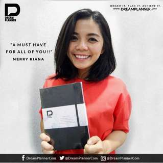 DreamPlanner by Merry Riana - Jurnal Perencana Impian Dream Planner