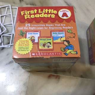 BN Scholastic First Little Readers (4 sets 100books)