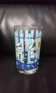 Gimme five 懷舊玻璃杯